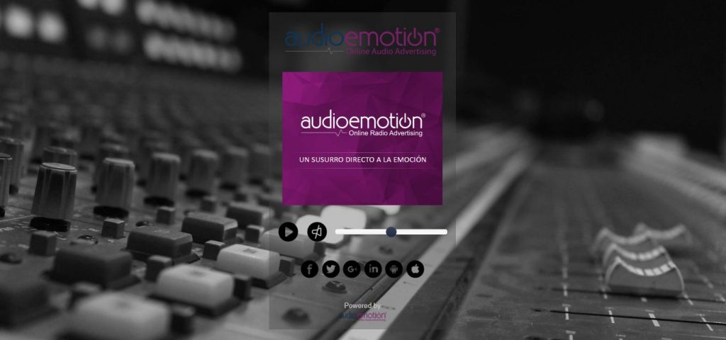 Player Audioemotion PC